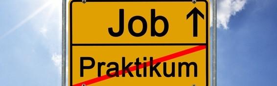 Berufseinstieg Via Praktikum Ein Beliebter Weg Talentmanufaktur