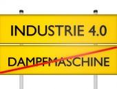 DAMPFMASCHINE vs INDUSTRIE 4.0_techn. Revolution - 3D